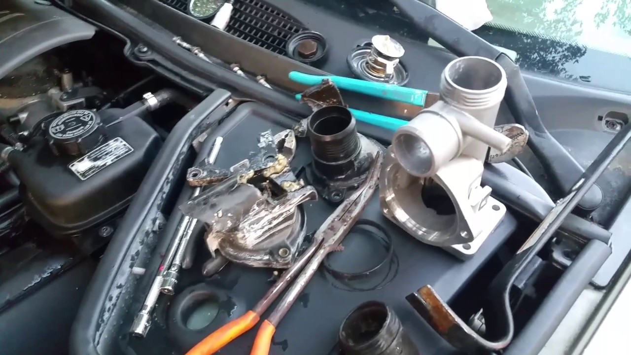Diagram Of Thermostat Jaguar Xk Trusted Wiring Diagrams Xk8 Engine Housing Replacement Youtube Xj