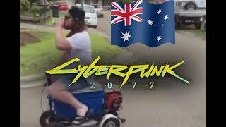 'Strayapunk: Australian 'Cyberpunk 2077' Trailer-Edit.