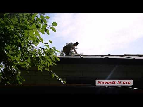 Новости-N: Видео Новости-N: в Николаеве продолжается незаконная стройка