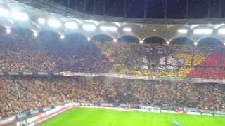 Romania-Ungaria 3-0 Imn+Coregrafie Full HD.
