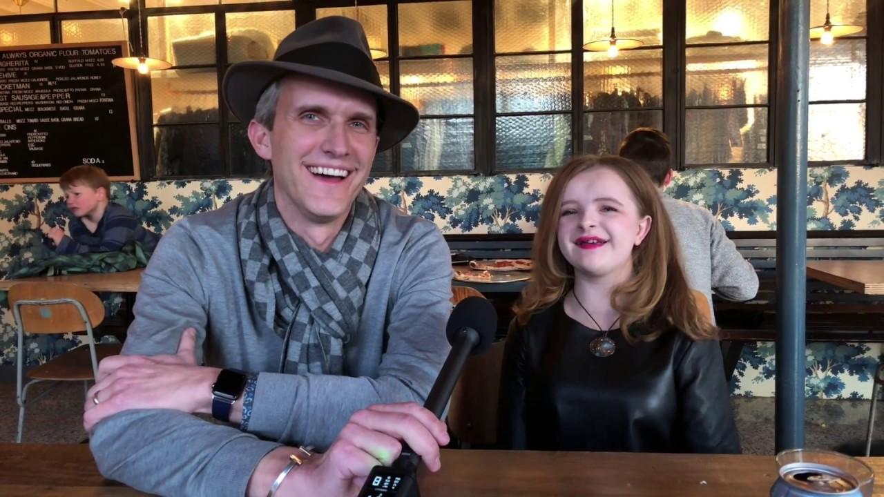 Milly Shapiro Hereditary Sundance Pre Screening Interview