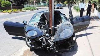 car crash compilation 2015 - accidentes fatales - accidentes mortales