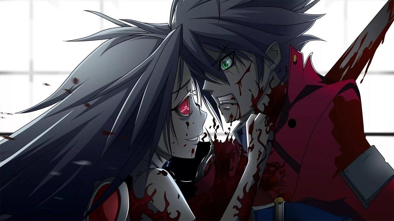 Топ 5 Самых Кровавых Аниме