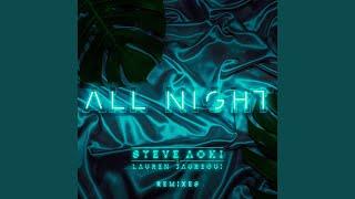 All Night Alan Walker Remix