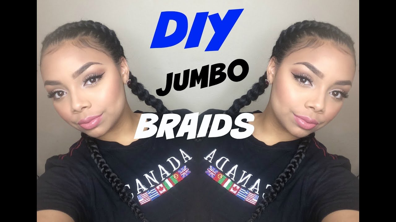 Diy french braids with extensions youtube diy french braids with extensions pmusecretfo Choice Image
