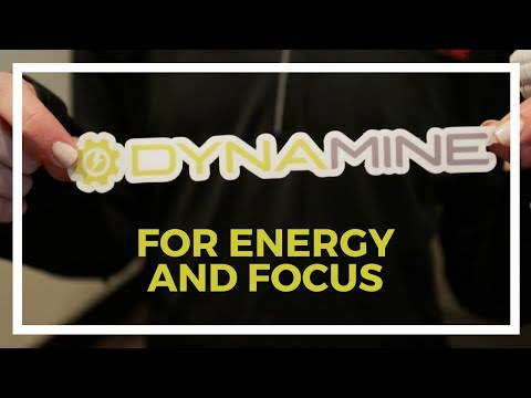 Dynamine from Compound Solutions - Energy, Motivation & Focus