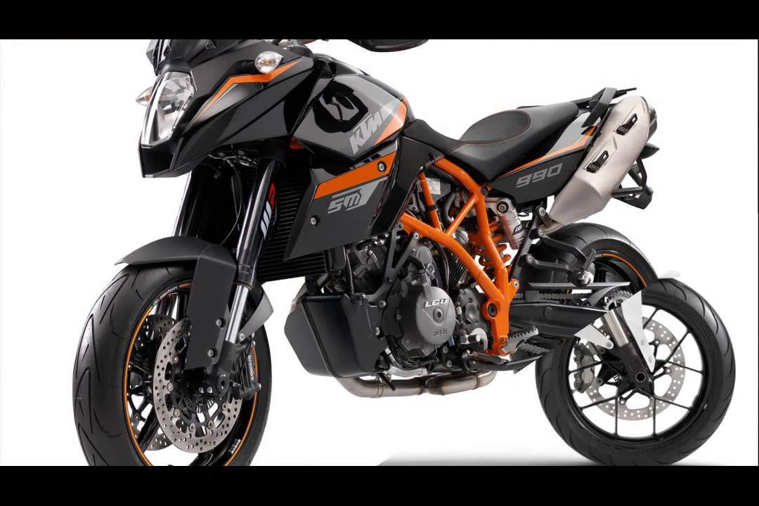 Ktm 990 Supermoto R 2015 Model Youtube