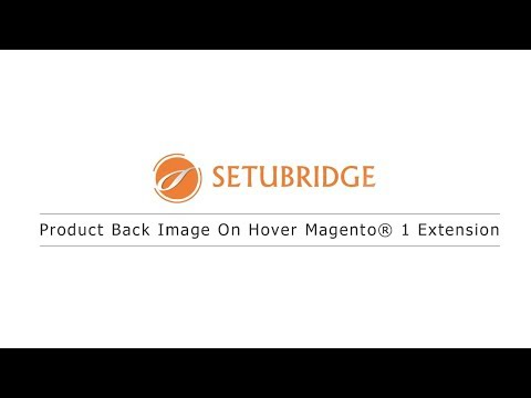 Magento Change Product Image On Mouse Hover Extension - SetuBridge