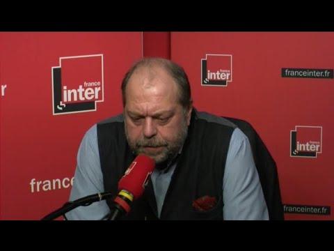 Eric Dupond-Moretti répond aux questions de Nicolas Demorand