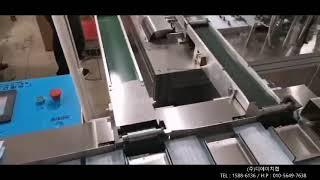 디에이치랩 덴탈 마스크 전자동 설비