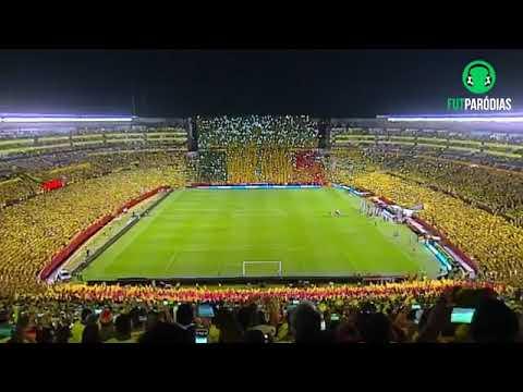 La derrota de Barcelona ante Gremio ya tiene canción