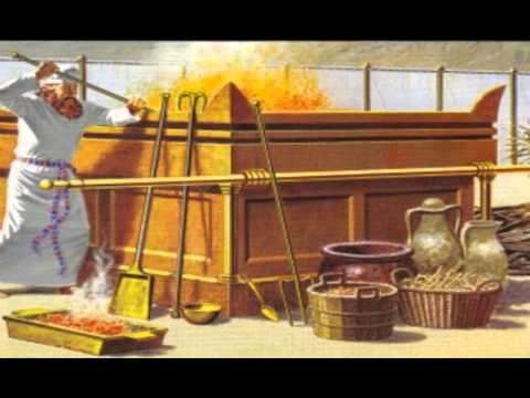 O Altar do Holocausto do Tabernáculo - John Ritchie