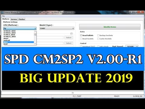 CM2 SPD BIG UPDATE 2019 - InfinityBox CM2SP2 V2.00-r1