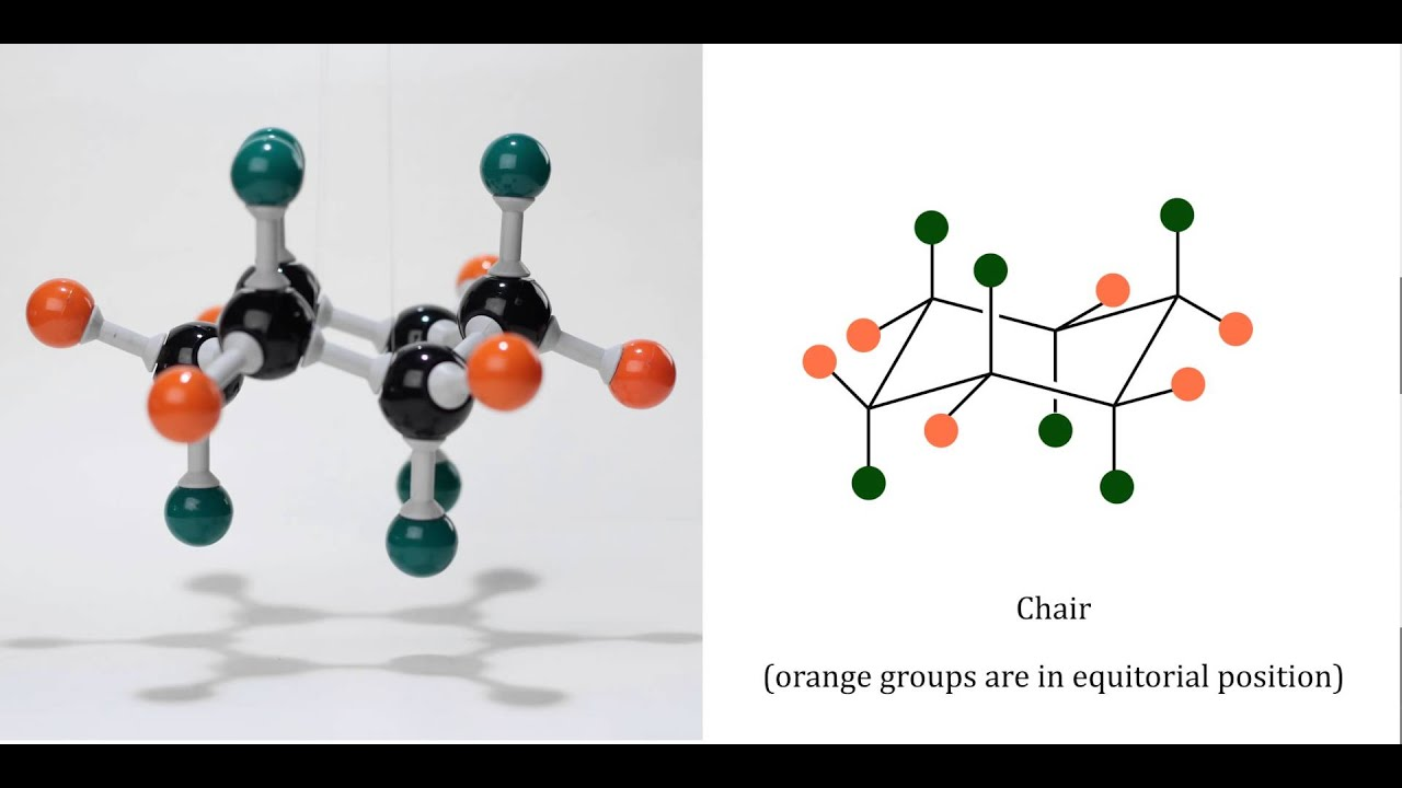Chair conformation glucose - Chair And Boat Conformations Of Cylcohexane