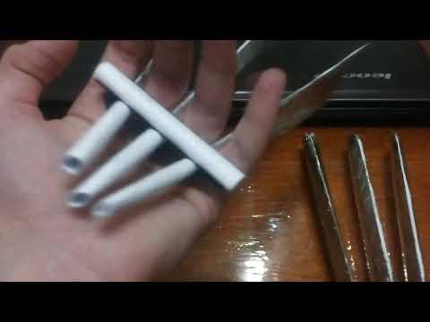 Как сделать когти Росомахи   бумага   X-men Wolverine - YouTube   360x480