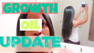 🔴LIVE: Growth Oil Update!| Natural Hair thumbnail