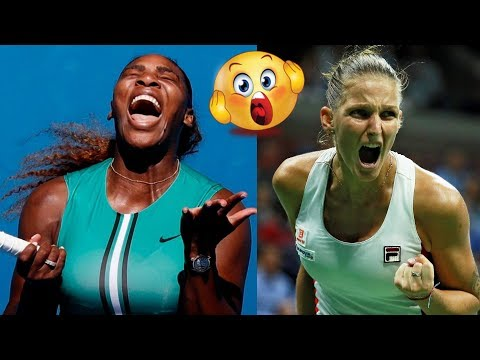 Serena Williams vs Karolina Pliskova Australian Open QF 2019