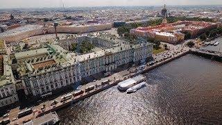 Группа из Румынии в Санкт-Петербурге / Group from Romania in Saint-Petersburg