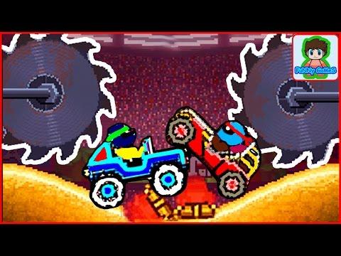 Новая игра как  Мультик. машинки БИТВА ЗА НОВЫЙ ГОД гонки игра Drive AHEAD