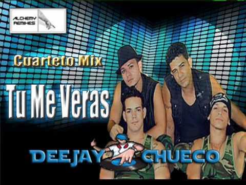 Tu Me Veras - Sin Fronteras (( DeeJay Chueco ))