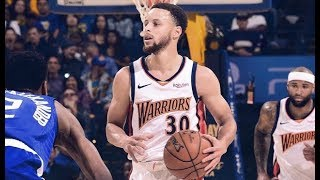 Golden State Warriors vs Los Angeles Clippers_NBA Highlights_(April 7th 2019)