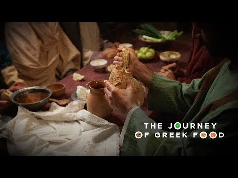 Journey of Greek Food - Episode 3, ENGLISH