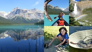 Fun On The Way From Salmon Arm To Canmore | Travel Canada | By Victoria Paikin
