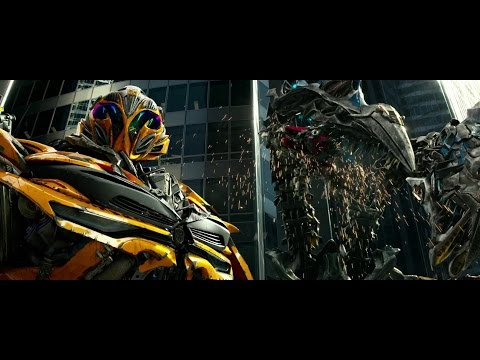 "Transformers: Bumblebee Tribute- ""Black and Yellow"""