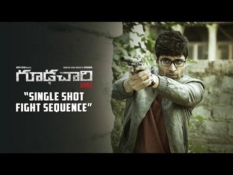 Goodachari Single Shot Fight Sequence | Adivi Sesh | Jagapathi Babu | Prakash Raj
