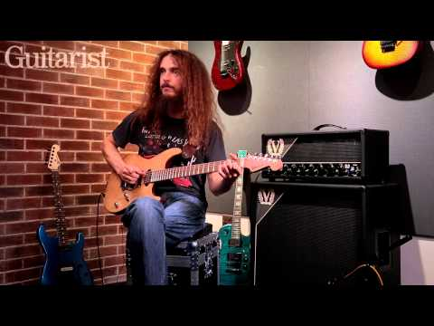 Guthrie Govan on switching to a retro-style Floyd Rose on his latest Charvel prototype