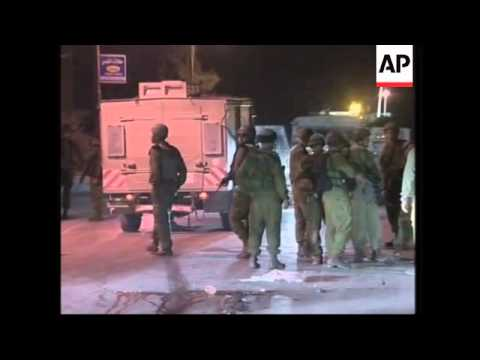 Three Israeli Soldiers Killed In Palestinian Attack In West Bank