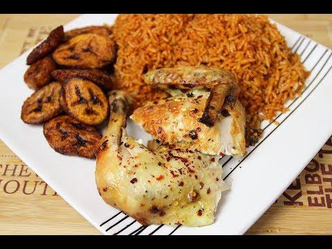 SPICY WHOLE CHICKEN RECIPE | Nigerian Food Recipes