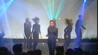 Kylie Minogue - Give Me Just a Little More Time -  Live on Top of the Pops (TOTP)