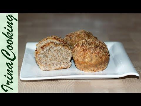 КУРИНЫЕ КОТЛЕТЫ С ГРИБАМИ | Chicken Muffin with Mushroom