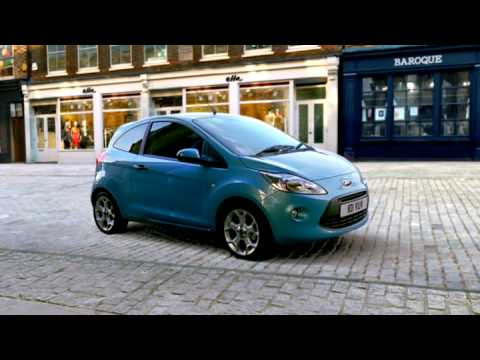Ford Ka Go Find It Tv Ad