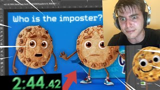 MAKING A CHIPS AHOY AD SPEEDRUN ANY%