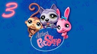 Littlest Pet Shop: The Game - 1080p60 HD Walkthrough Part 3 - Garden World #1