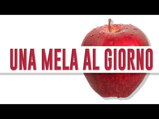 Una mela al giorno - Autostima