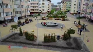 Фонтан в ЖК Пионерский квартал (05/2017)(, 2017-05-19T15:23:41.000Z)