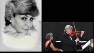 Olga SINITSYNA / V.Porotskiy Six Sonnets by F.G.Lorca - №3