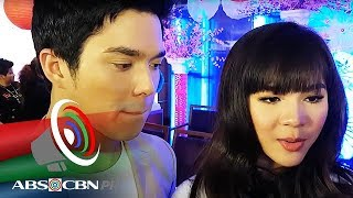 What do Elmo and Janella like about each other?