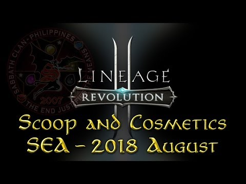 L2R: Scoop and Cosmetics SEA – 2018 August