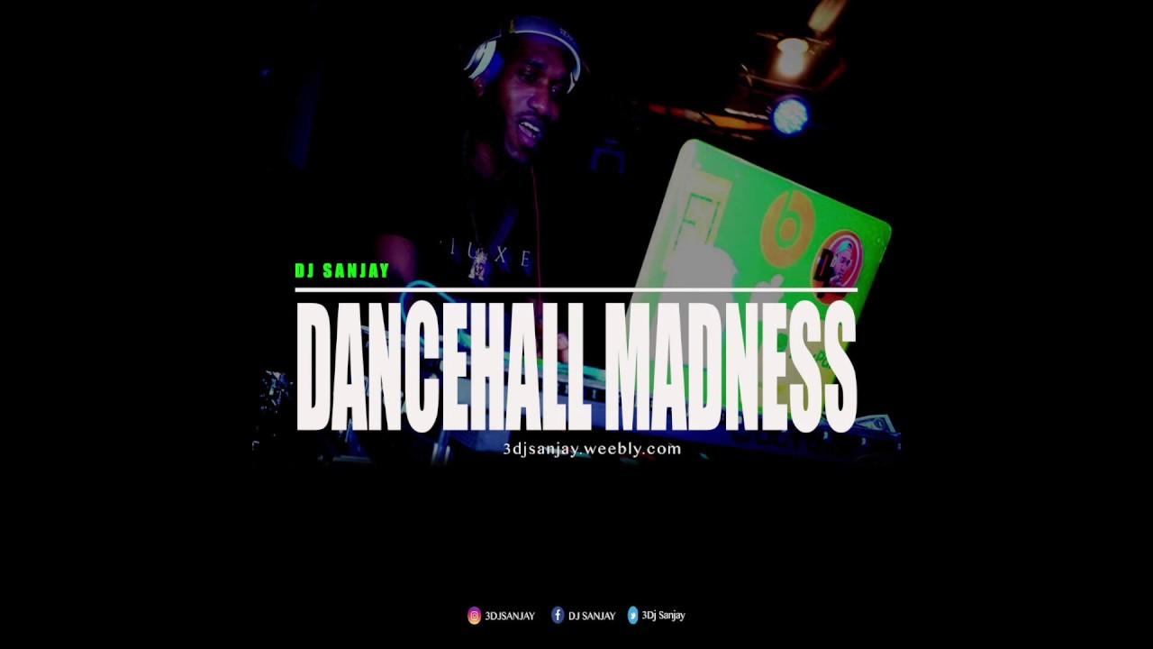 Dancehall Mix December 2018 Popcaan,Aidonia,Alkaline,Movado,DextaDaps  by  DJ SANJAY TV