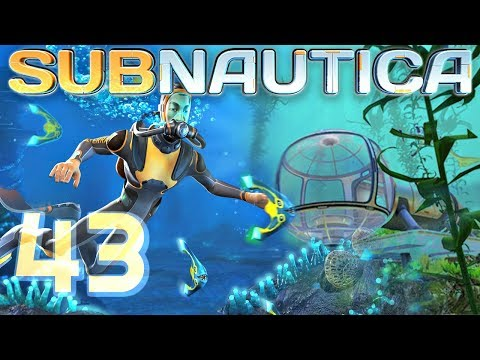 GATHERING RESOURCES FOR BLUEPRINTS | Prepping For Full Release | Subnautica #43