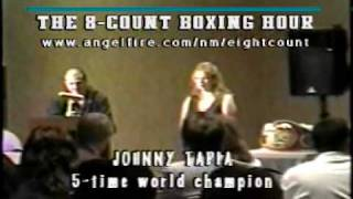 Boxing Champ Johnny Tapia 5th World Title Surprise Party