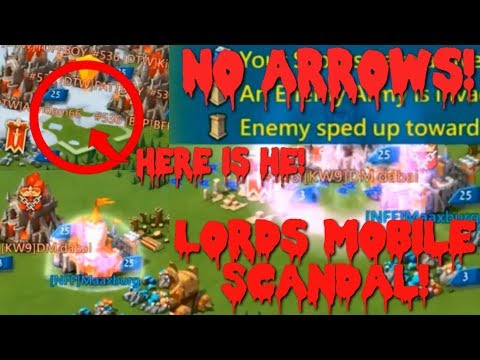 Most Unfair Battle! Invisible Chinese Attacks! WTF IGG! | Lords Mobile