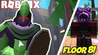 This Is The Best Floor Yet! | Roblox Swordburst 2 Floor 8 | iBeMaine