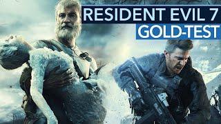 Resident Evil 7 - Test mit allen DLCs: runder und dümmer