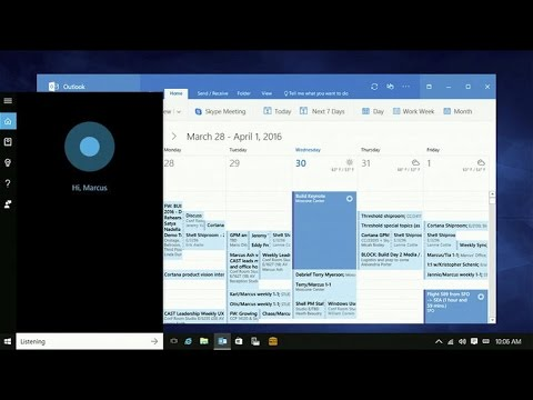 See how Cortana acts as a personal assistant inside Outlook (CNET News)