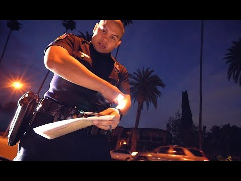 BEVERLY HILLS POLICE USE UNLAWFUL INTIMIDATION TACTICS ON LAMBORGHINI OWNER